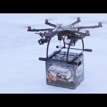 YES!!!  Judge rules you CAN have beer delivered by a Drone!!! (sort of)