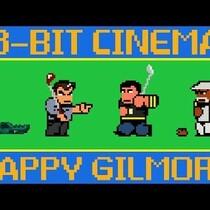 8 bit Happy Gilmore