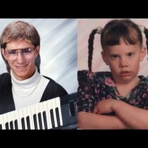 WATCH: Awkward Family Photos: Greatest Yearbook Photos Of All Time