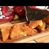 Deep Fried Cheese-Stuffed Doritos? Yes Please!