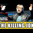 Mark Hamill brings the #JOKER to life!