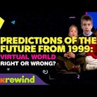 '90s Kids Predict The Future From 1999