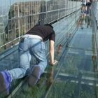 Glass Bottom Bridge In China!
