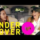 Demi Lovato Goes Undercover in Lyft