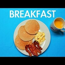 Video: What Does The World Eat For Breakfast?
