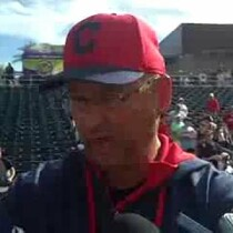 VIDEO: Terry Francona following 4-0 victory over Reds