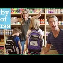 WATCH: Baby Got Class!