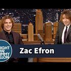 Kay Rich: Zac Effron on Jimmy Fallon