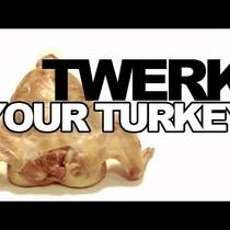 VIDEO: That Turkey Can Twerk!