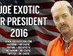 Joe Exotic for President! 2016