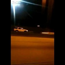 Wrong-Way Crash Video