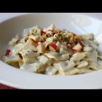 Recipe: Gorganzola Cream Sauce & Pasta!