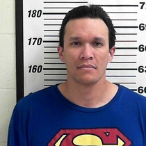 Christopher Reeves Arrested In A Superman Shirt