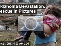 Oklahoma Devastation -Photos