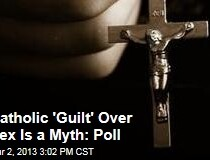 Is Religious 'Guilt' a Myth? Depends on What Religion...