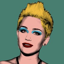 Andy Warhol Makeovers [PHOTOS]