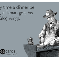 Someecard: God Bless Texas