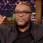 Tyler Perry on Singing With Prince