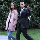 President Obama Took Time to Just Be Daddy And Correct His Daughter