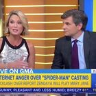 Good Morning America Correspondent Amy Robach says Colored People Live on the Air