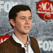 Scotty McCreery goes for the GOLD!