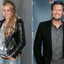 Shakira Dishes on New Duet with Blake Shelton!