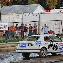 WGAR Demoltion Derby Car