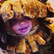 Celeb Babies Celebrate Halloween