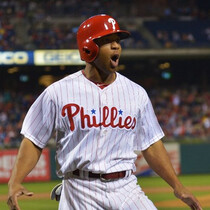 Phils Hold Off Rain, Nats 4-2