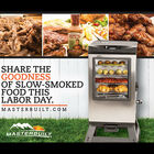 Win a Master Built Electric Smoker