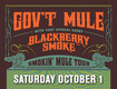Win tickets to see Gov't Mule in Charlotte!
