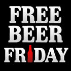 The 16th Annual Free Beer Fridays!