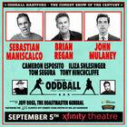 Oddball Comedy & Curiosity Festival Winning Weekend