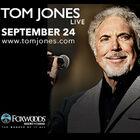 Tom Jones at Foxwoods 9/24
