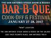 BAR-B-QUE Cook-off & Festival