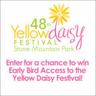 Yellow Daisy Festival Early Bird Access