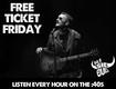 Eric Church Free Ticket Friday