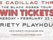 Win tickets to see The Cadillac Three