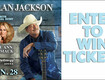 Win Alan Jackson Tickets