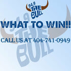 What to win on The Bull!