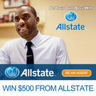 Win $500 from Allstate