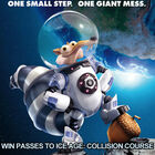 Passes to see Ice Age: Collision Course
