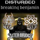 Disturbed & Breaking Benjamin!