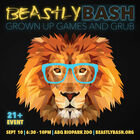 BEASTLY BASH: GROWN UP GAMES AND GRUB
