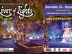 River Of Lights Tickets!