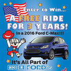 Free Ride for 3 Years from Rich Ford!