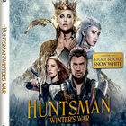 The Huntsman: Winter's War on DVD/Blu-Ray