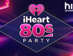WIN A TRIP to iHeart80's from Hint Water!