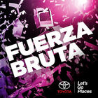 Enter to Win Tickets to see Fuerza Bruta At The Daryl Roth Theater In Manhattan!