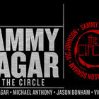 Win a Pair of tickets to Sammy Hagar & The Circle